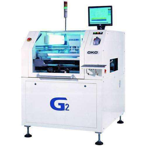 er手GKG-G2锡膏印刷机