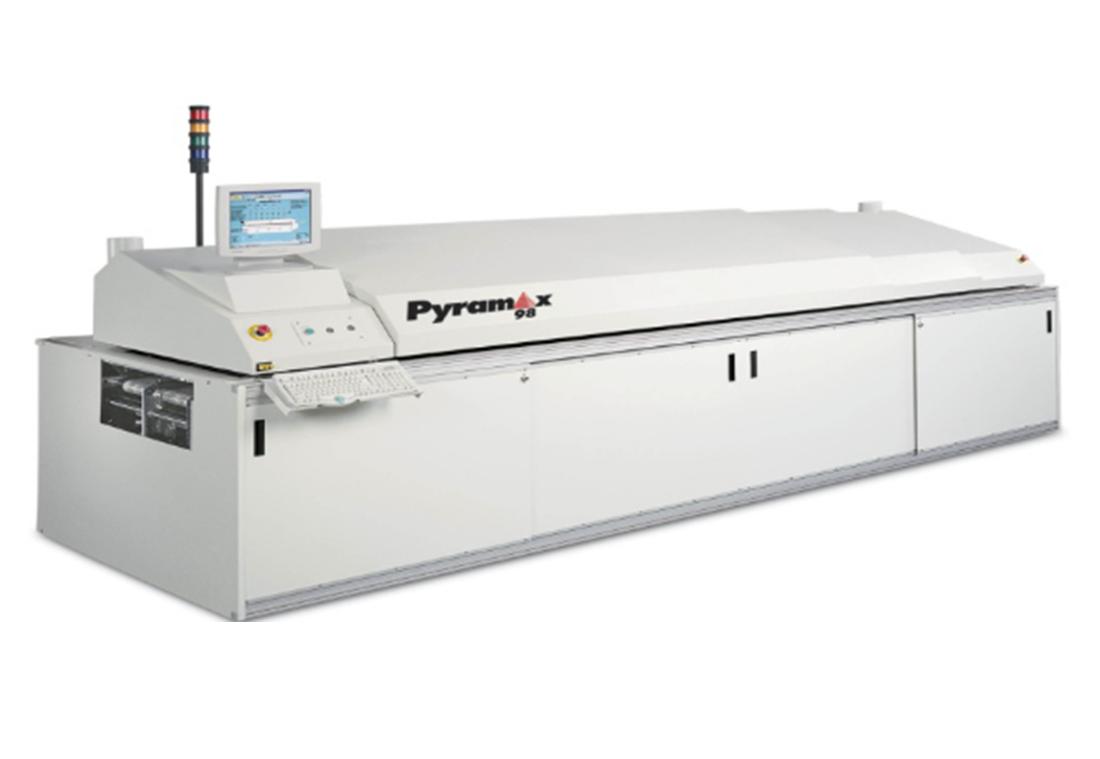 二手BTU Pyramax™P100N-8温区回流焊炉_进口高温炉
