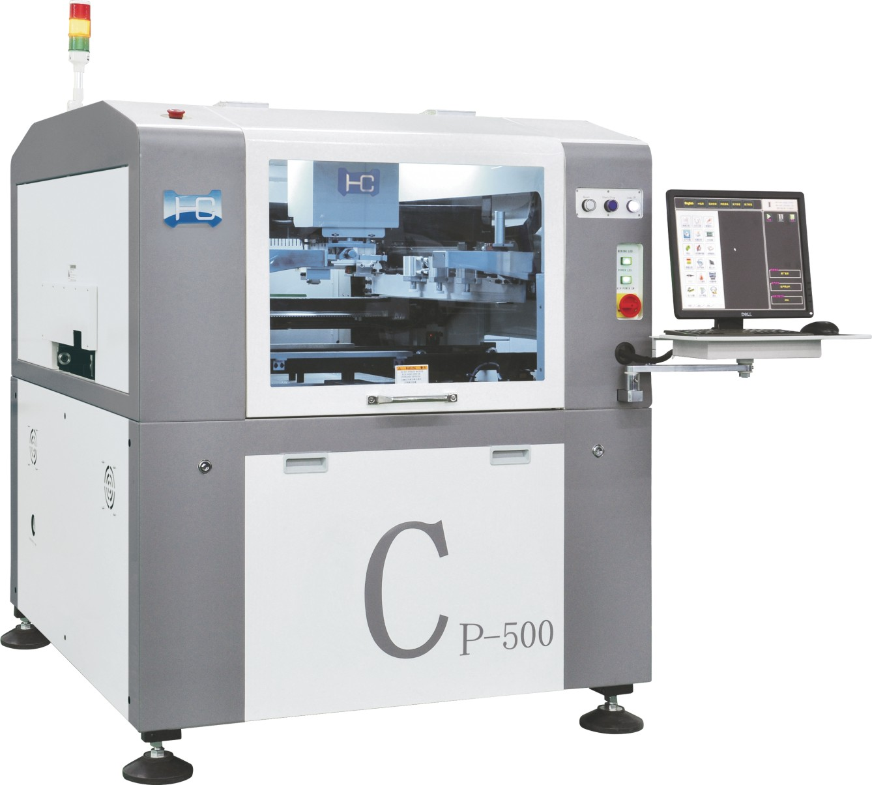 2020年4月到货er手15年-17年环chengCP400quan自动锡gao印刷机多台